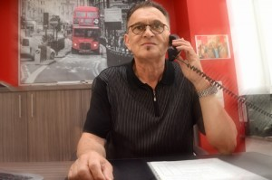 Herbert Otto, Studioleiter